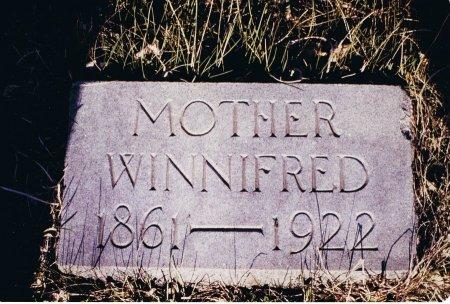 LORSHBOUGH, WINNIFRED - Clark County, South Dakota   WINNIFRED LORSHBOUGH - South Dakota Gravestone Photos