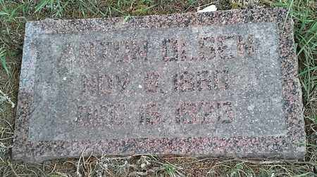 OLSEN, ANTON - Clark County, South Dakota | ANTON OLSEN - South Dakota Gravestone Photos