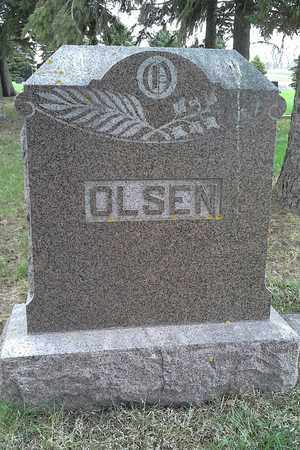 OLSEN, FAMILY STONE - Clark County, South Dakota | FAMILY STONE OLSEN - South Dakota Gravestone Photos