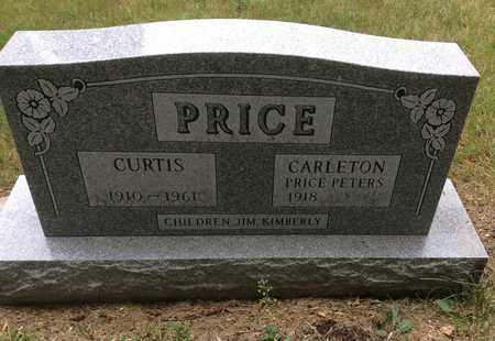 PRICE, CARLETON PRICE PETERS - Clark County, South Dakota | CARLETON PRICE PETERS PRICE - South Dakota Gravestone Photos