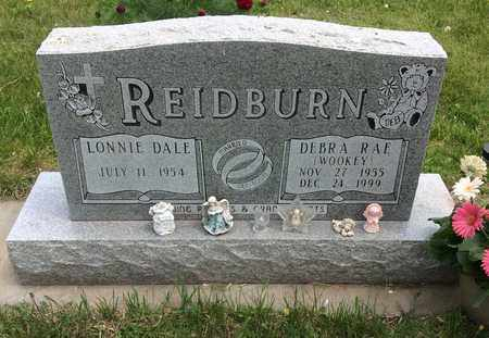 WOOKEY REIDBURN, DEBRA RAR - Clark County, South Dakota   DEBRA RAR WOOKEY REIDBURN - South Dakota Gravestone Photos