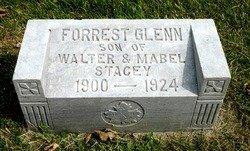 STACEY, FORREST GLENN - Clark County, South Dakota   FORREST GLENN STACEY - South Dakota Gravestone Photos