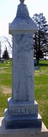 SCOTT ULLYOT, ISAAC - Clark County, South Dakota   ISAAC SCOTT ULLYOT - South Dakota Gravestone Photos