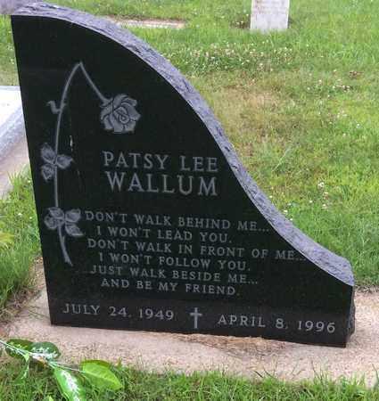 WALLUM, PATSY LEE - Clark County, South Dakota | PATSY LEE WALLUM - South Dakota Gravestone Photos