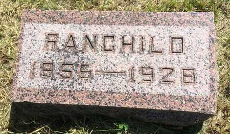 WIKA, RANCHILD - Clark County, South Dakota | RANCHILD WIKA - South Dakota Gravestone Photos