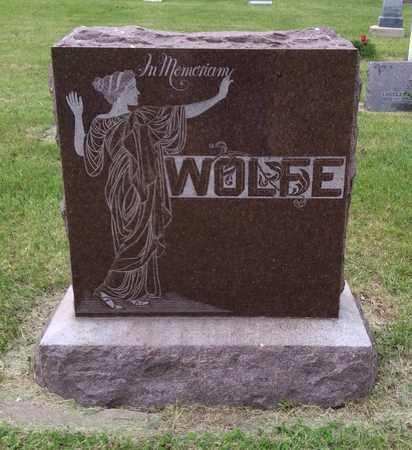 WOLFE, FAMILY STONE - Clark County, South Dakota   FAMILY STONE WOLFE - South Dakota Gravestone Photos
