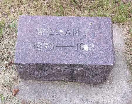 WOLFE, WILLIAM F. - Clark County, South Dakota | WILLIAM F. WOLFE - South Dakota Gravestone Photos