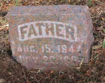 ANDERSON, A.S. - Clay County, South Dakota   A.S. ANDERSON - South Dakota Gravestone Photos