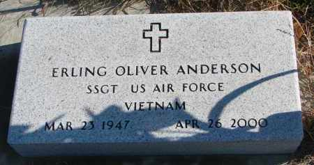 ANDERSON, ERLING OLIVER - Clay County, South Dakota | ERLING OLIVER ANDERSON - South Dakota Gravestone Photos