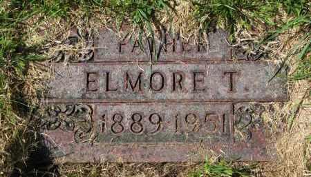 ANDERSON, ELMORE T. - Clay County, South Dakota | ELMORE T. ANDERSON - South Dakota Gravestone Photos
