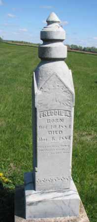 ANDERSON, FREDDIE A. - Clay County, South Dakota   FREDDIE A. ANDERSON - South Dakota Gravestone Photos