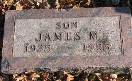 CHAMBERLAIN, JAMES M. - Clay County, South Dakota | JAMES M. CHAMBERLAIN - South Dakota Gravestone Photos
