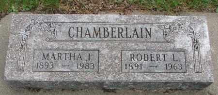CHAMBERLAIN, ROBERT L. - Clay County, South Dakota | ROBERT L. CHAMBERLAIN - South Dakota Gravestone Photos
