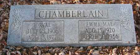 CHAMBERLAIN, ORVAL - Clay County, South Dakota | ORVAL CHAMBERLAIN - South Dakota Gravestone Photos