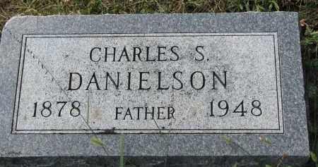 DANIELSON, CHARLES S. - Clay County, South Dakota | CHARLES S. DANIELSON - South Dakota Gravestone Photos