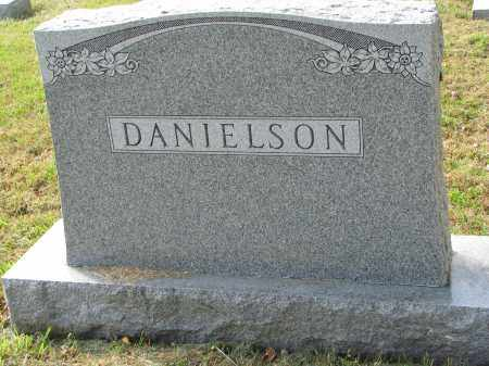 DANIELSON, FAMILY STONE - Clay County, South Dakota | FAMILY STONE DANIELSON - South Dakota Gravestone Photos