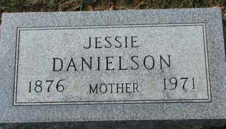 DANIELSON, JESSIE - Clay County, South Dakota | JESSIE DANIELSON - South Dakota Gravestone Photos