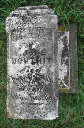 DOUTHIT, WILLIE - Clay County, South Dakota   WILLIE DOUTHIT - South Dakota Gravestone Photos