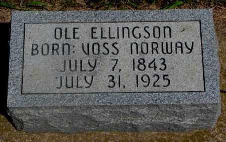 NORWAY, VOSS - Clay County, South Dakota   VOSS NORWAY - South Dakota Gravestone Photos