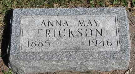 ERICKSON, ANNA MAY - Clay County, South Dakota | ANNA MAY ERICKSON - South Dakota Gravestone Photos