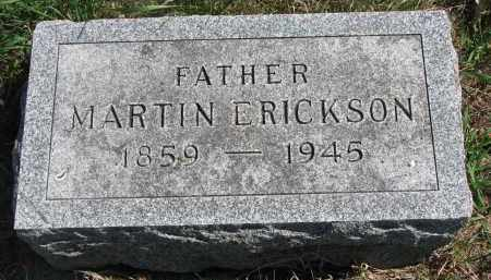 ERICKSON, MARTIN - Clay County, South Dakota | MARTIN ERICKSON - South Dakota Gravestone Photos