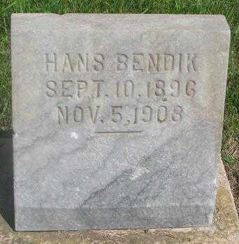 HALVORSON, HANS BENDIK - Clay County, South Dakota   HANS BENDIK HALVORSON - South Dakota Gravestone Photos