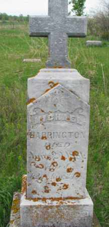 HARRINGTON, MICHAEL - Clay County, South Dakota | MICHAEL HARRINGTON - South Dakota Gravestone Photos