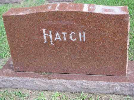 HATCH, FAMILY STONE - Clay County, South Dakota | FAMILY STONE HATCH - South Dakota Gravestone Photos