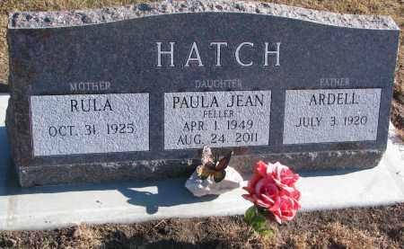 FELLER, PAULA JEAN - Clay County, South Dakota | PAULA JEAN FELLER - South Dakota Gravestone Photos