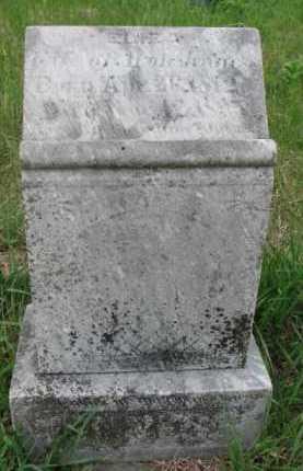 JENNESS, ELIZA - Clay County, South Dakota | ELIZA JENNESS - South Dakota Gravestone Photos