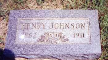 JOHNSON, HENRY - Clay County, South Dakota   HENRY JOHNSON - South Dakota Gravestone Photos