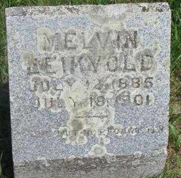 LEIKVOLD, MELVIN - Clay County, South Dakota | MELVIN LEIKVOLD - South Dakota Gravestone Photos