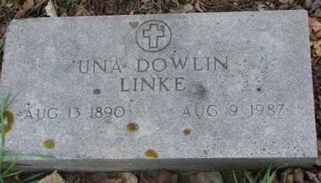 LINKE, UNA - Clay County, South Dakota | UNA LINKE - South Dakota Gravestone Photos