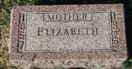 LOVEJOY, ELIZABETH - Clay County, South Dakota | ELIZABETH LOVEJOY - South Dakota Gravestone Photos