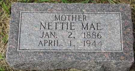 LOVEJOY, NETTIE MAE - Clay County, South Dakota   NETTIE MAE LOVEJOY - South Dakota Gravestone Photos