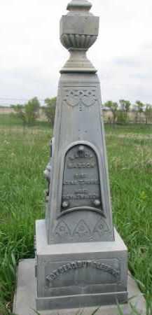 MAXSON, NANCY - Clay County, South Dakota   NANCY MAXSON - South Dakota Gravestone Photos