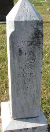 OLSON, DEWEY E. - Clay County, South Dakota   DEWEY E. OLSON - South Dakota Gravestone Photos