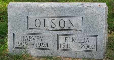 OLSON, HARVEY - Clay County, South Dakota | HARVEY OLSON - South Dakota Gravestone Photos