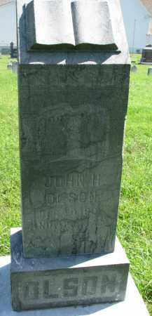 OLSON, JOHN H. - Clay County, South Dakota | JOHN H. OLSON - South Dakota Gravestone Photos