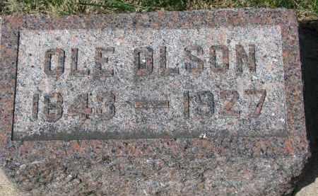 OLSON, OLE - Clay County, South Dakota | OLE OLSON - South Dakota Gravestone Photos