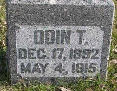 OLSON, ODIN T. - Clay County, South Dakota | ODIN T. OLSON - South Dakota Gravestone Photos