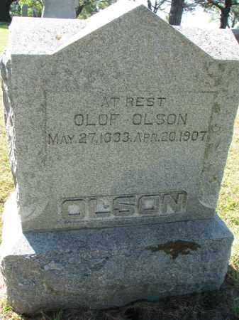 OLSON, OLOF - Clay County, South Dakota | OLOF OLSON - South Dakota Gravestone Photos
