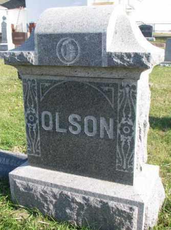 OLSON, PLOT - Clay County, South Dakota | PLOT OLSON - South Dakota Gravestone Photos