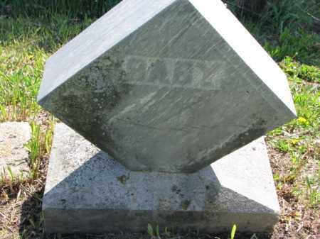 PETERSON, BABY - Clay County, South Dakota   BABY PETERSON - South Dakota Gravestone Photos