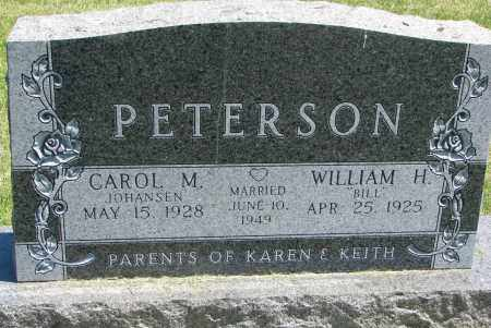 PETERSON, WILLIAM H. - Clay County, South Dakota | WILLIAM H. PETERSON - South Dakota Gravestone Photos
