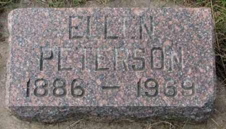 PETERSON, ELLEN - Clay County, South Dakota | ELLEN PETERSON - South Dakota Gravestone Photos