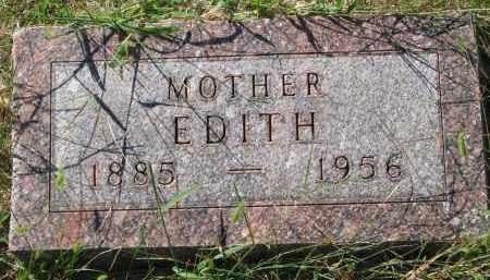 PETERSON, EDITH - Clay County, South Dakota | EDITH PETERSON - South Dakota Gravestone Photos