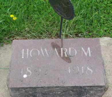 PETERSON, HOWARD M. - Clay County, South Dakota | HOWARD M. PETERSON - South Dakota Gravestone Photos