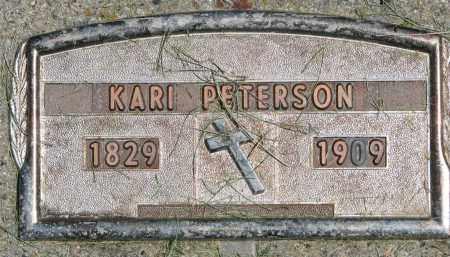 PETERSON, KARI - Clay County, South Dakota   KARI PETERSON - South Dakota Gravestone Photos