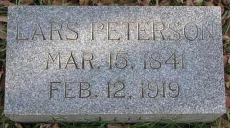 PETERSON, LARS - Clay County, South Dakota | LARS PETERSON - South Dakota Gravestone Photos